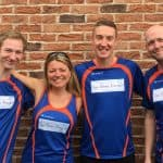Phil is running Chester Half Marathon for The Bren Project